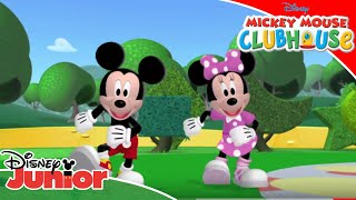 Get Moving With: Mickey Mouse Clubhouse | Disney Junior UK