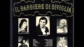 G.Rossini - Il Barbiere di Siviglia (registrazione in Studio, Firenze, 1956)