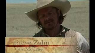 Comanche Moon - On Set 1