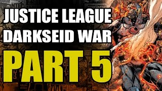 Justice League Darkseid War: Act 1 Conclusion - God of Laughter