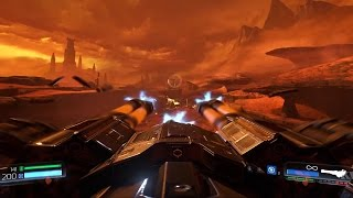 DOOM 4 (2016) - All Weapons Shown (PC HD) [1080p60FPS]