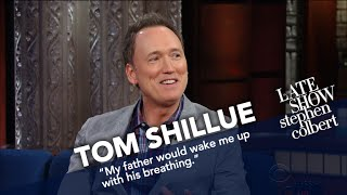 Tom Shillue Worked At