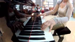 Time - Hans Zimmer (Piano and Saxophone)