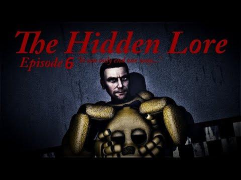Xxx Mp4 SFM FNaF Five Nights At Freddy 39 S The Hidden Lore Episode 7 3gp Sex