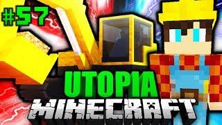 NEUE STADT in UTOPIA?! - Minecraft Utopia #057 [Deutsch/HD]