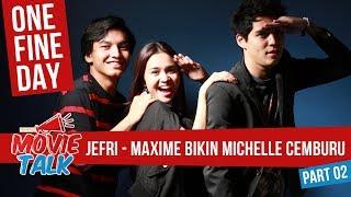 Jefri Nichol & Maxime Bouttier Bikin Michelle Ziudith Cemburu!