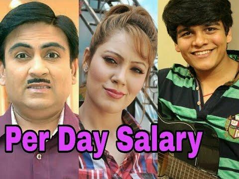 Xxx Mp4 Taarak Mehta Ka Ooltah Chashma Actors Per Day Salary Jethalal Daya Babita Tapu 3gp Sex