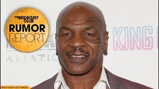 Mike Tyson Reveals He Was Molested As a Child