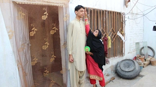 6'6 Inch Tall Pakistani Teen