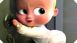 "THE BOSS BABY - ""Baby  Money !"" - Movie CLIP (Animation, 2017)"