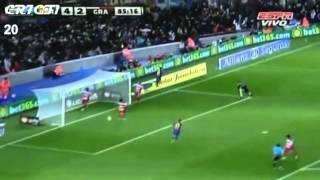 Lionel Messi All 50 Goals 2011-2012 la liga