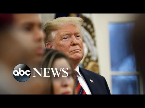Trump makes big announcement about border wall and shutdown