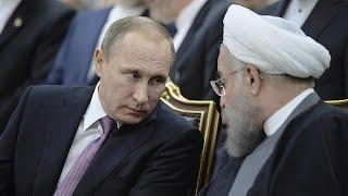 Russland, Iran, Türkei: Neue Machtverhältnisse im Nahen Osten?