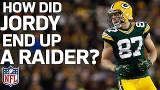 How Did the Raiders Land Jordy Nelson? | NFL