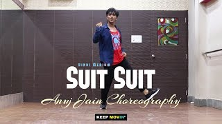 Suit Suit (Hindi Medium) feat. Junior Michael Jackson - Pranay | Anuj Jain Choreography