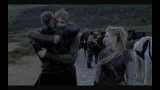 Vikings 4x15 - Ragnars last memories before death (WITH SUBTITLES)