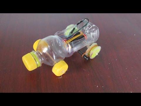 Как из бутылки сделать игрушки