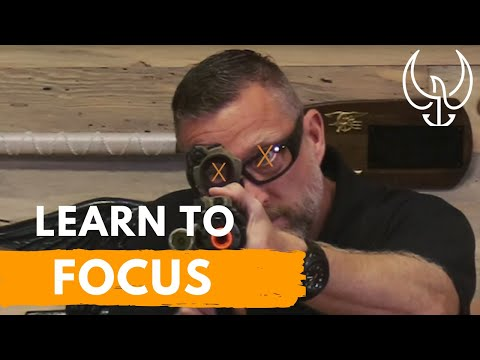 How to Focus on Your Front Sight for Instant Accuracy