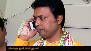 Biplab Kumar Deb responds to Asianet News