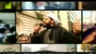 ياسر الحبيب  يخرج في مظاهرة ضد مرسي ويدعو لاسقاط الاخوان الكافرين الشياطين