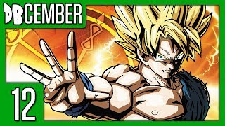 Top 24 Dragon Ball Video Games | 12 | DBCember 2017 | Team Four Star