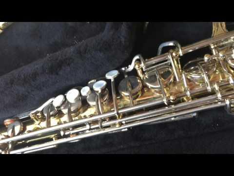 Sax Alto Yamaha YAS-23 à venda.