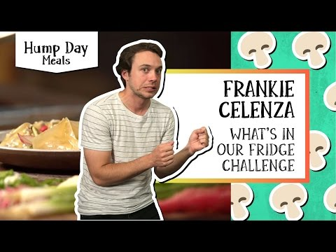 What s in our Fridge Challenge 1 Frankie Celenza