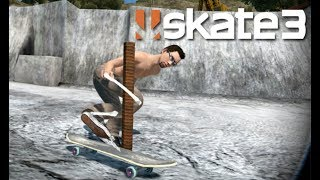 Skate 3 - I Can't Stop Laughing [Playstation 3 Gameplay]