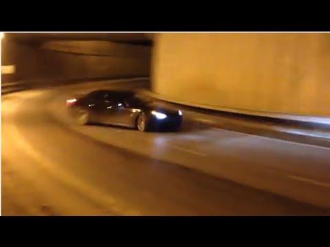 BMW M5 E60 Tunnel Drift (Harun Taştan)