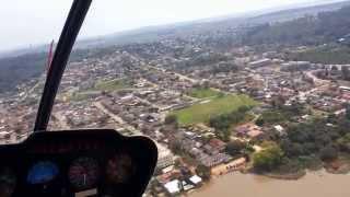 Voo Panorâmico sobre a cidade de Guaíba
