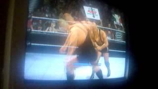 video 002 ps2 wwe smackdown vs raw 2011 big show vs finlay