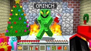 I FOUND THE GRINCH IN MINECRAFT!