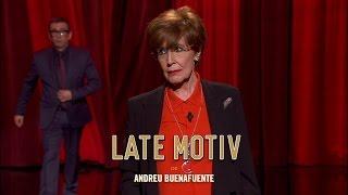LATE MOTIV - Monólogo de Concha Velasco | #LateMotiv34