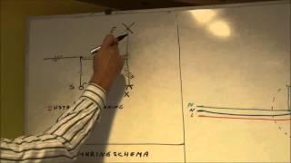 HHC techniek de enkelpolige schakeling