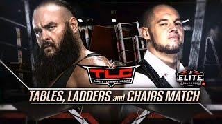 FULL MATCH - Braun Strowman vs Baron Corbin - TLC Match: WWE TLC 2018