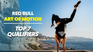 Top 7 Red Bull Art of Motion 2017 Qualifiers!