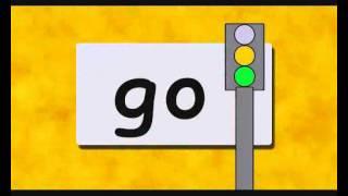 Reading. Educational Video for Children. 2 Letter Words Part 1