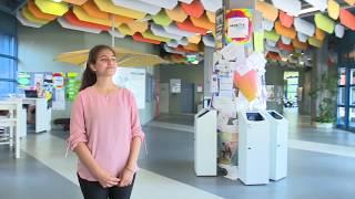 Uni.tv - Sahra Goes To University
