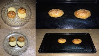 Burger Bun Recipe | How to Make Soft Burger Buns | Homemade Buns | Simple Bun Recipe