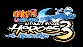 Naruto Shippuden Ultimate Ninja Heroes 3 North Hideout Confinement Facility