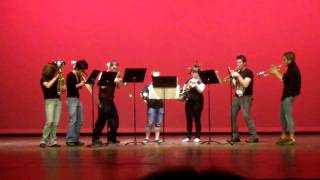 Andrew Romans and the Hot Sextet - Single Ladies by Beyonce