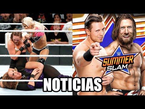 Xxx Mp4 WWE Noticias El Canjeo De Alexa Molestó A Nia Jax Gravedad De La Lesión De Ruby Riott 3gp Sex
