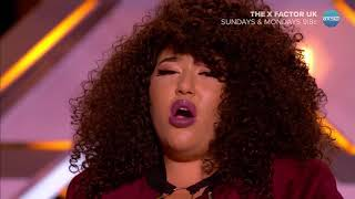 Shanaya Atkinson Jones Brings the Judges to Tears - The X Factor UK on AXS TV