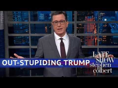 Don t Even Try To Out Stupid Donald Trump