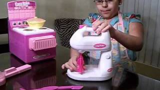 HOW TO: Easy Bake Oven play