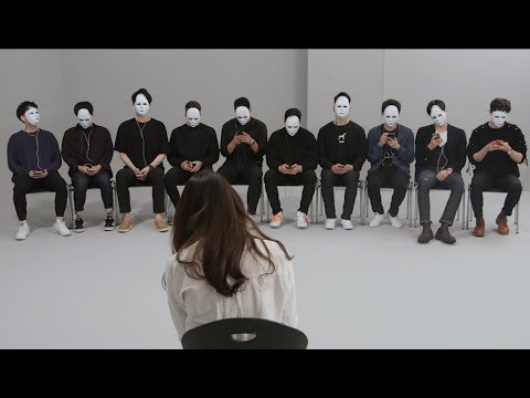 Girl meets 10 ideal men at once (eng sub) X GLAM