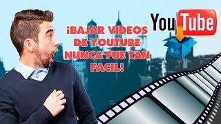 COMO BAJAR FACILMENTE VIDEOS DE YOUTUBE EN FULL HD, 2K, 4K Y 4K 60FPS (2018)