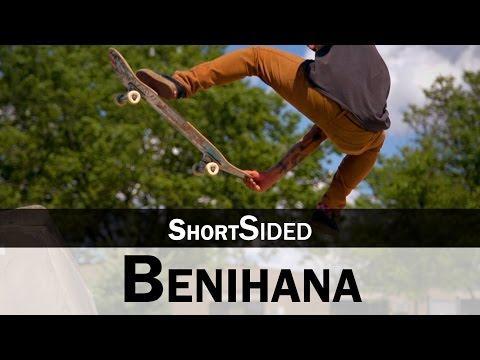 Benihana: Calvin Krieg || ShortSided