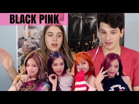 BLACKPINK REACTION: AS IF IT'S YOUR LAST, PLAYING WITH FIRE, BOOMBAYAH (KPOP REACTIONS S1 EP.4)
