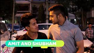 PROPOSING CUTE GIRLS PRANK ON LUDHIANA(AMIT RAWAT PRANK VIDEO)